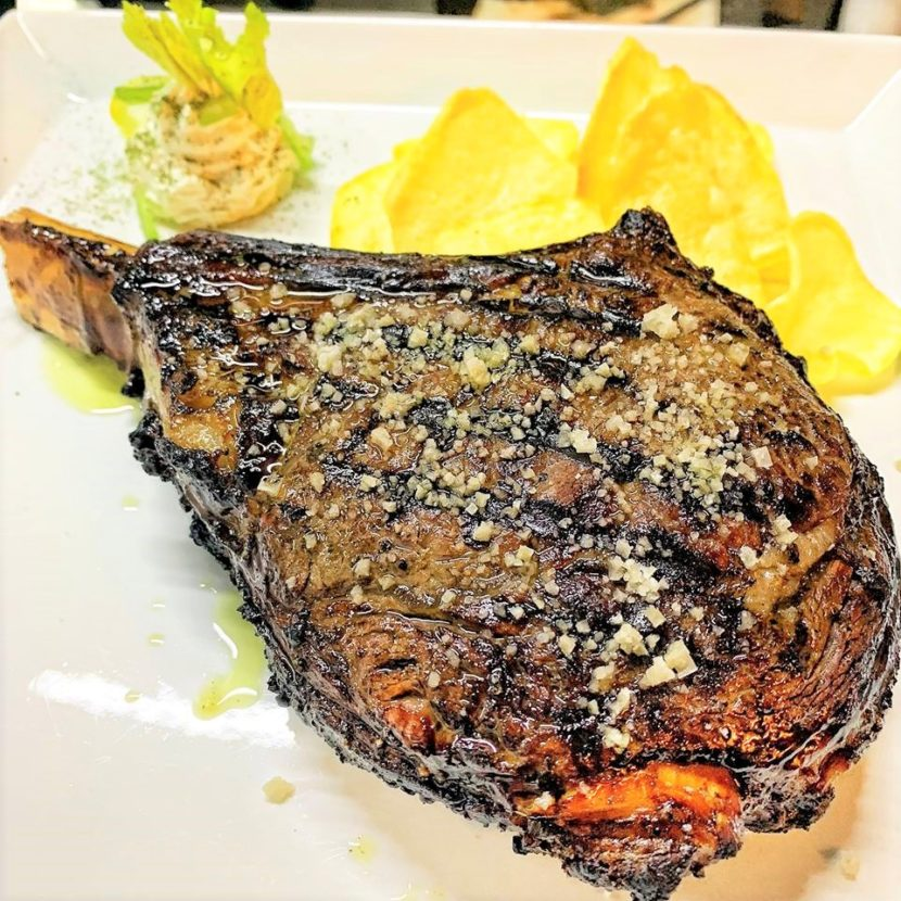 Foto Hickory Steak